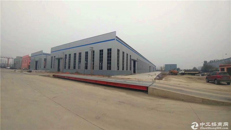 北京周边开发区内独栋7880平国有库房