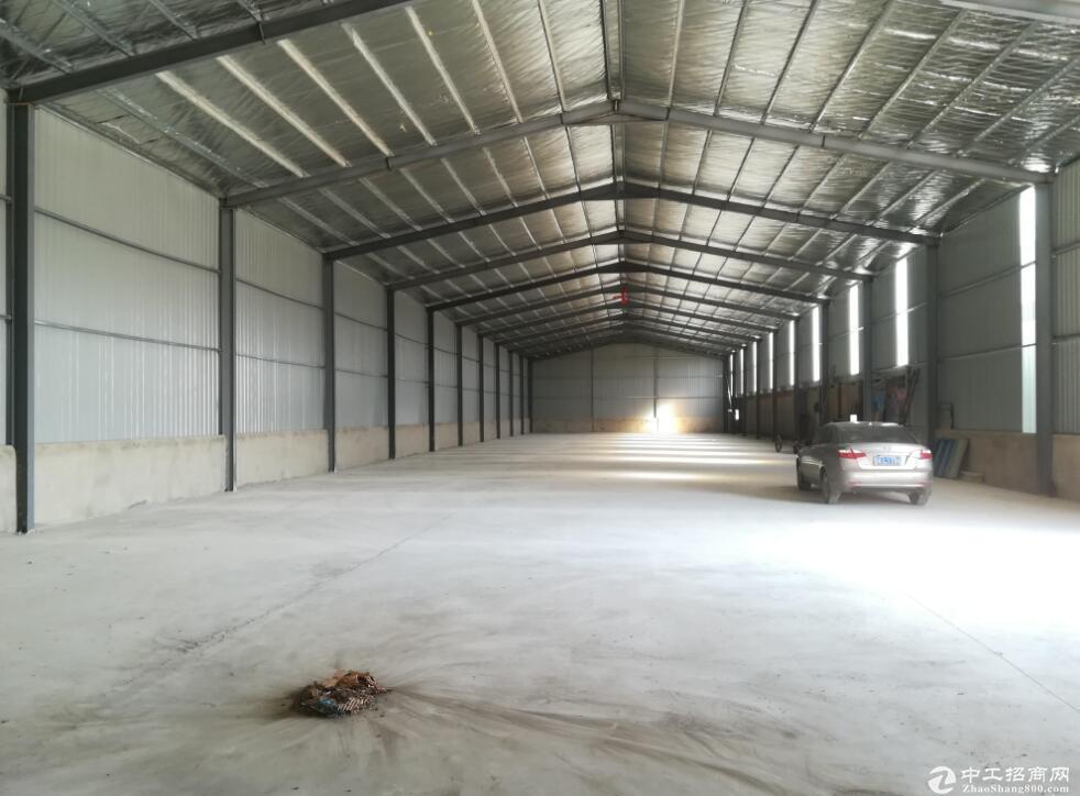 青山白玉山附近1000~7980平米钢构厂房仓库出租