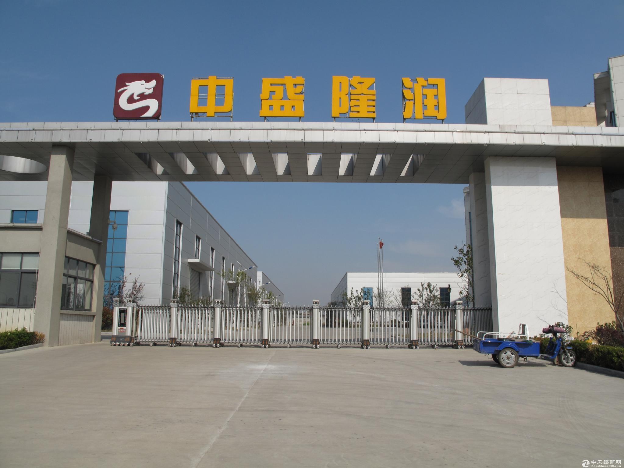 马鞍山博望区- 出租钢结构厂房1000-30000平(高新技术开发区)