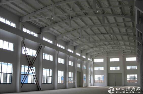 电子机械五金汽配模具仓库物流土地出租,可分租单层多层标准厂房-图2