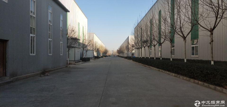 大厂工业园区25000平厂房(非独栋可分租)
