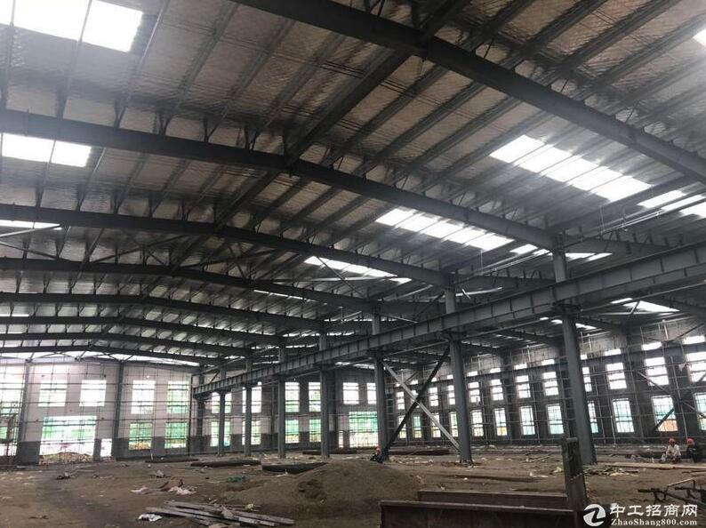 出租和县经开区政府自建厂房单层可装行车5000平