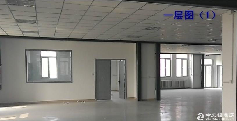 研发,办公,培训,生产,仓储多元化一体式独栋办公楼