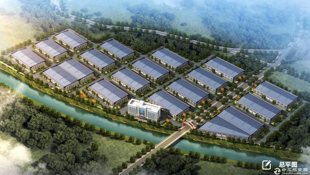 雅安独栋钢结构厂房出售 50年产权