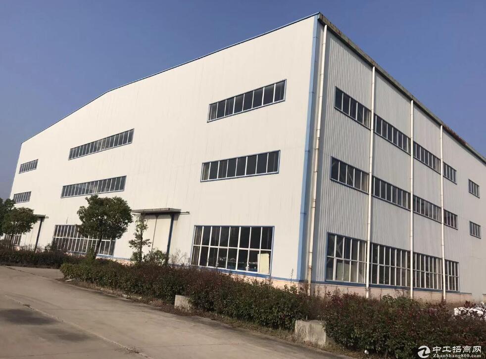 独院厂房32000平高12米空地6000平出租