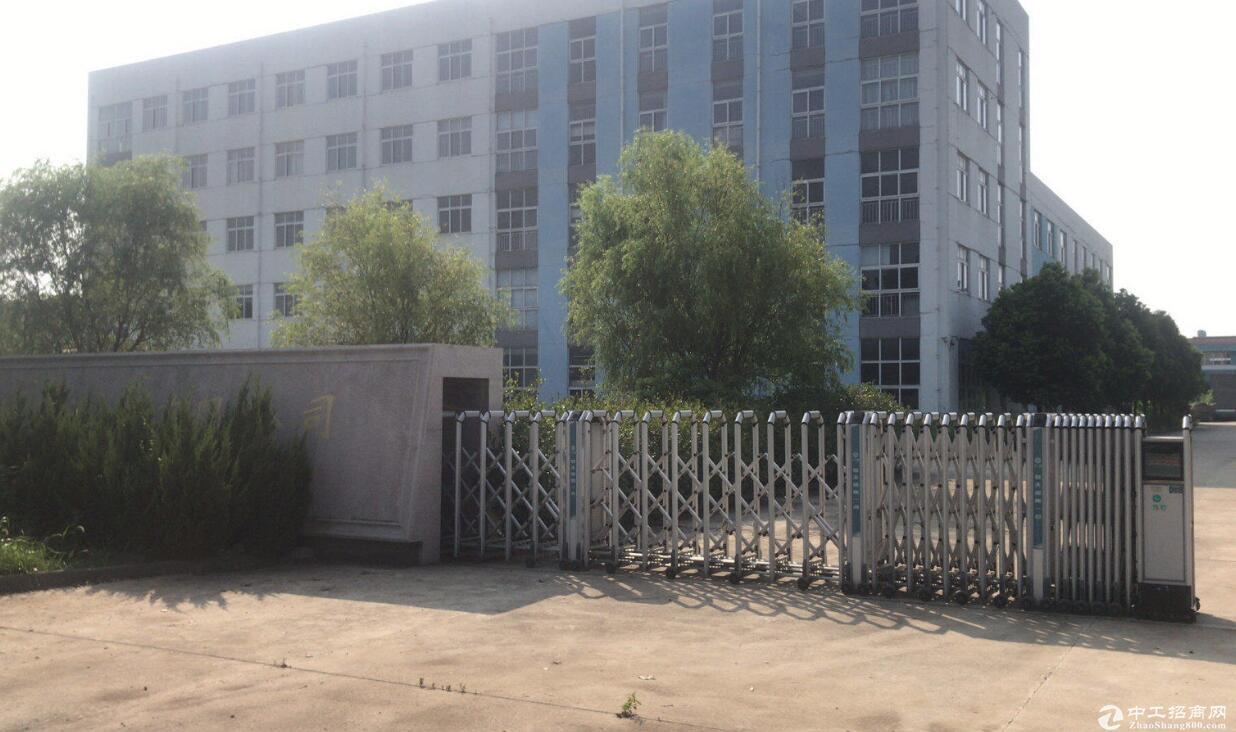 出租高淳经济开发区独立厂房,一楼层高4.2米