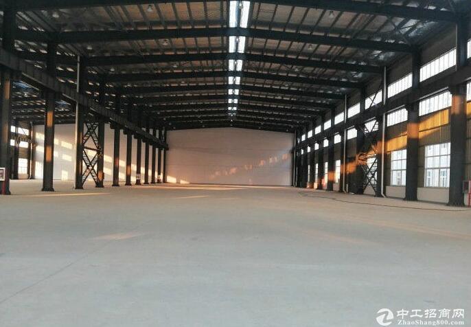出租高淳经开区标准单层厂房 可分租 政府资源 欢迎优质项目
