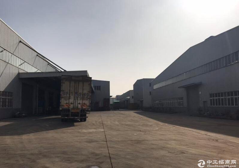 县乌江工业园里面有31200㎡厂房出租,可分租