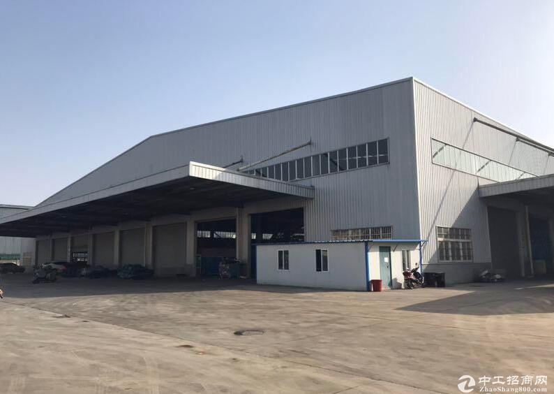 县乌江工业园里面有31200㎡厂房出租,可分租图片1