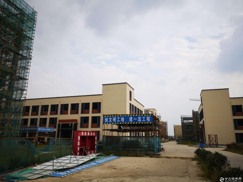 和县台创园6000㎡高标准厂房招商,园区配套设施完善