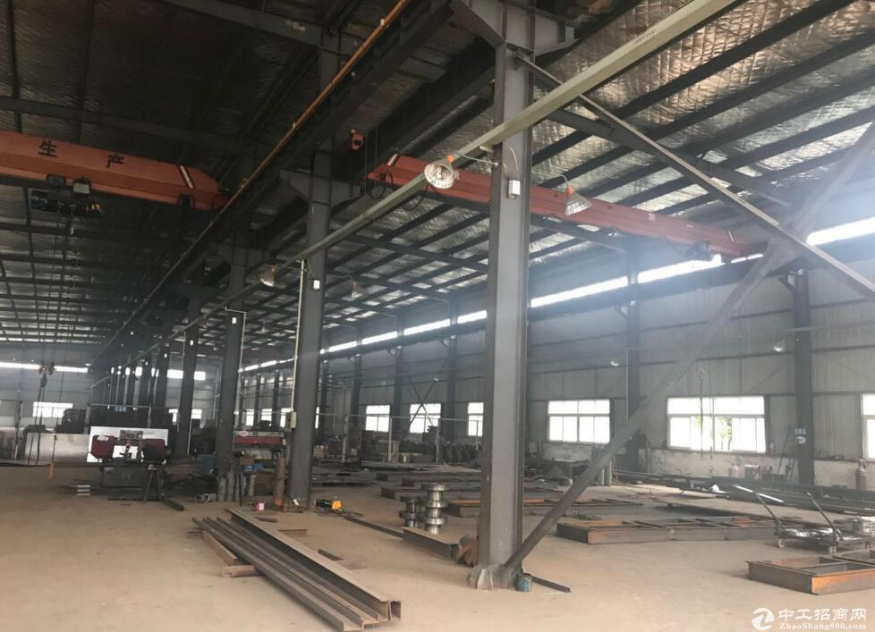 和县经济开发区,智能装备制造园厂房出租,1000平起图片2