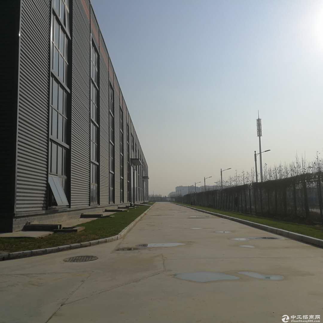 15米层高钢构厂房可做仓储交通便捷