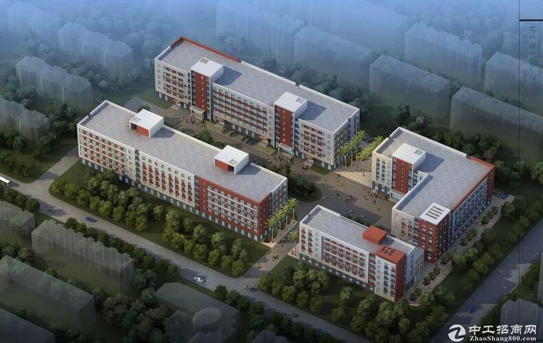 和县经济开发区,二楼2000平米简装修厂房,有电梯图片3
