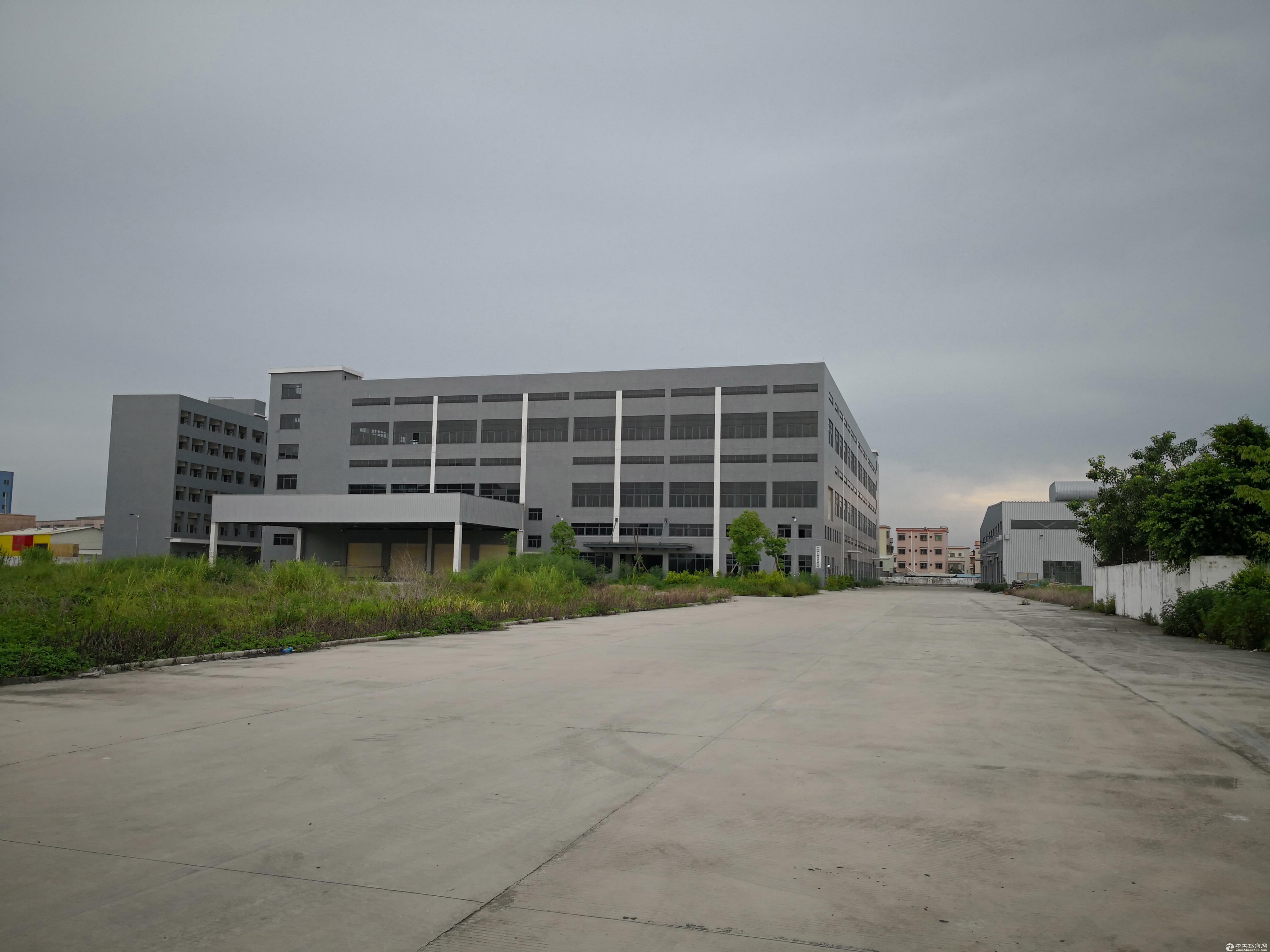 (原房东)9000方、9000方标准厂房火热招租