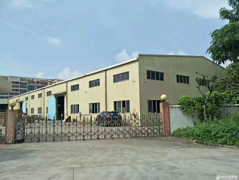 可办环评,北滘独院2500方带航吊简易厂房,配电大