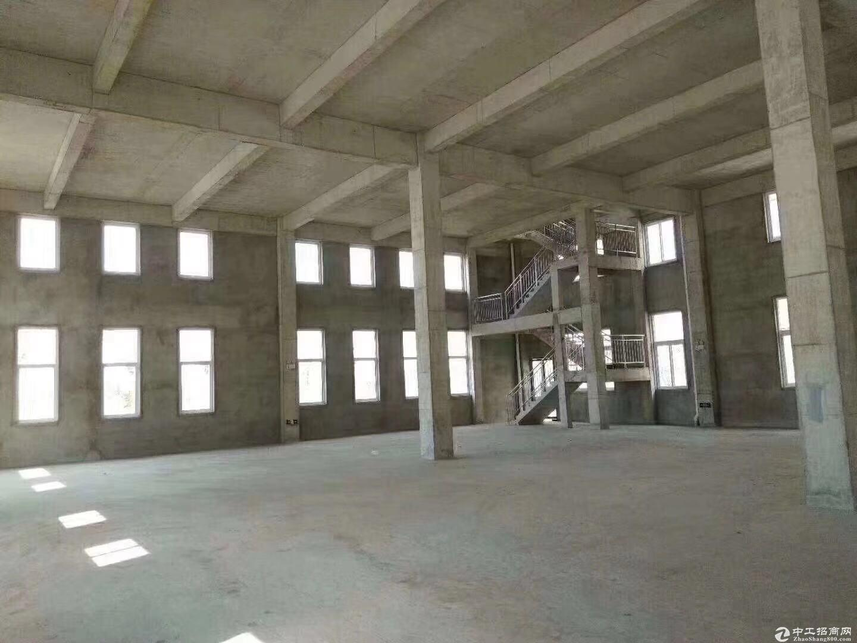 出售 南京 江北首层7.9米挑高 全新标准 厂房 有产证