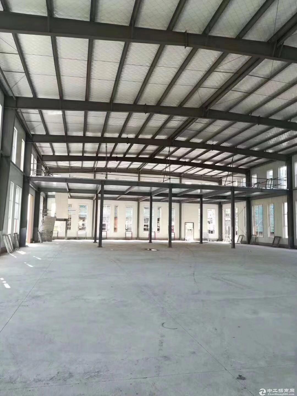 出售 南京 江北全新标准厂房 有产证 可贷款