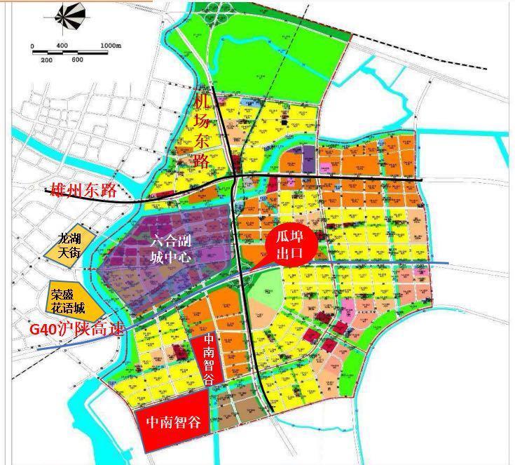 南京 江北 开发商一手 标准厂房 可贷款