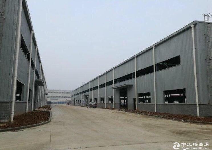 博望镇机床城工业园,单层独栋厂房出售,带行车!