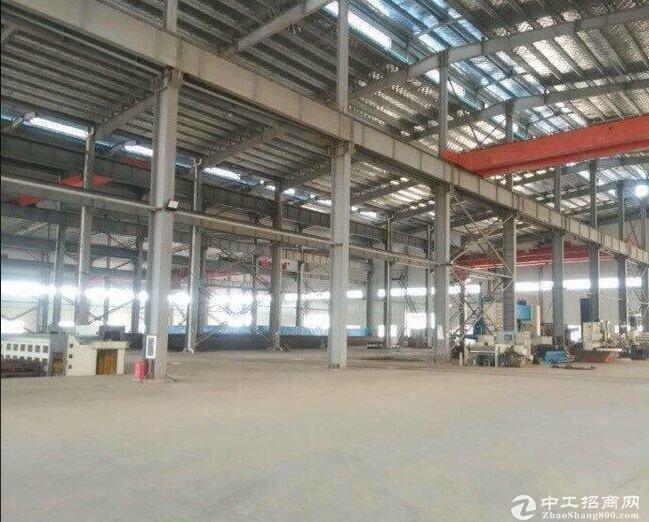博望镇机床城工业园,单层独栋厂房出售,带行车!图片3