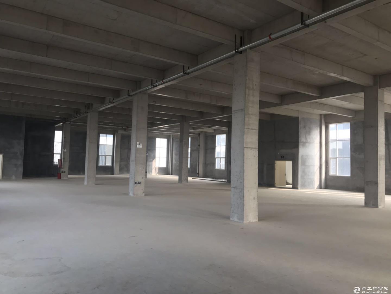 《中国建设集团》济南带产权7.8层高厂房