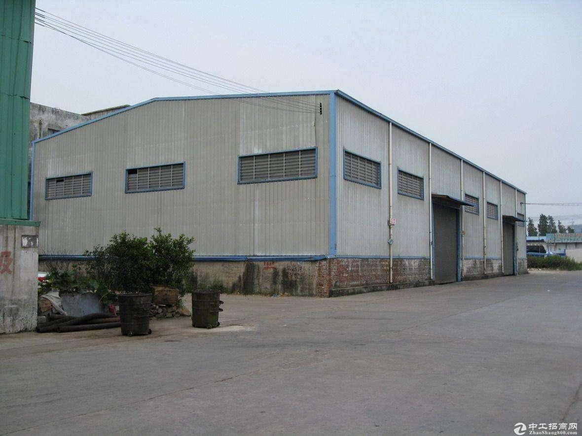 江门鹤山共和352国道 边上15亩厂房出售