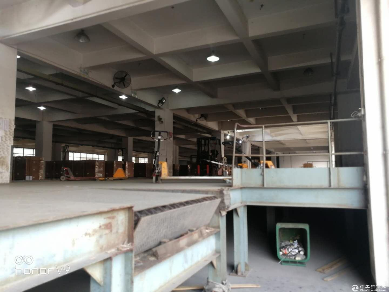 滨湖区3万平厂房、有卸货平台、可分租