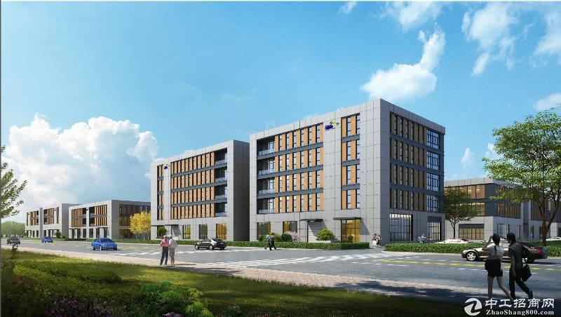 双凤开发区600-5000平框架厂房 8.1米层高 50年产权