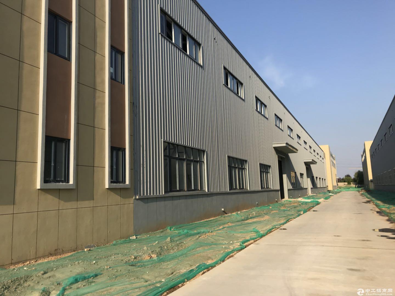 大产权钢构厂房(独立房产证)