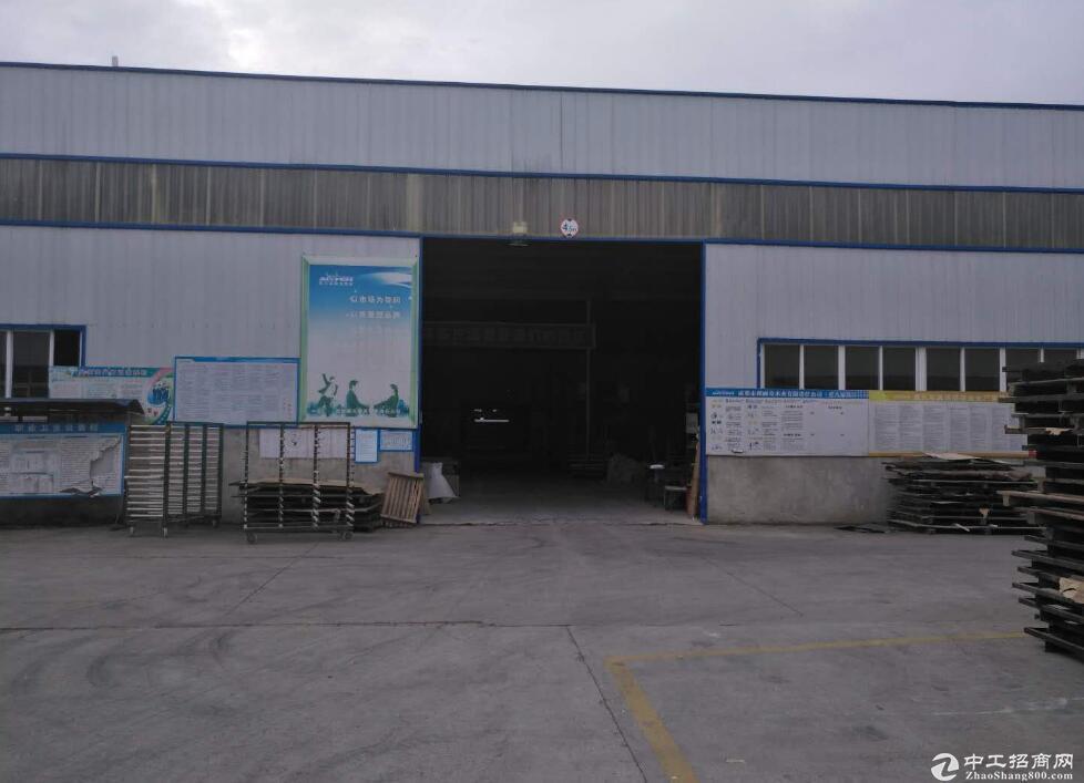 50年产权、2000平起售、0门槛红安钢结构厂房出售