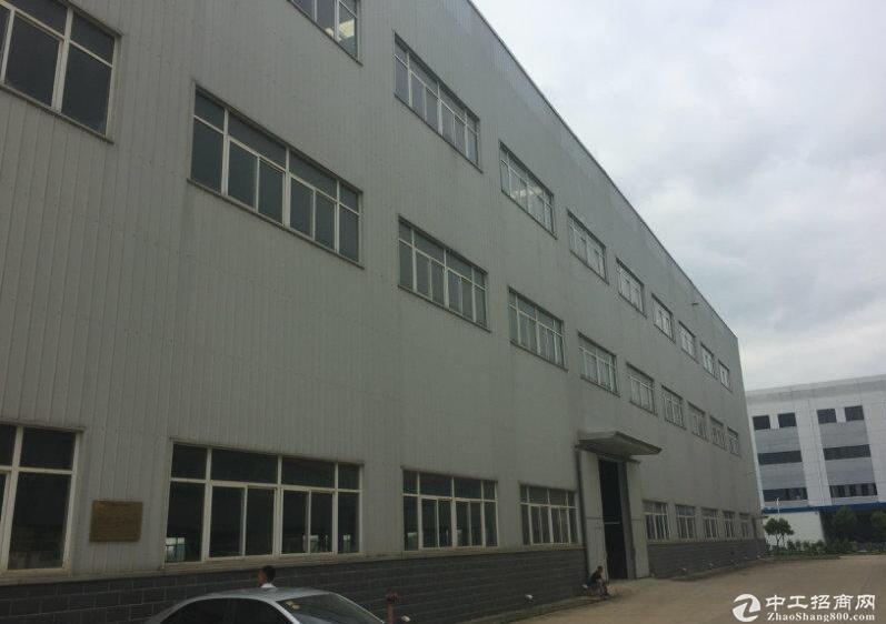 沃德万吨冷库附近,红本独栋厂房低价出售!
