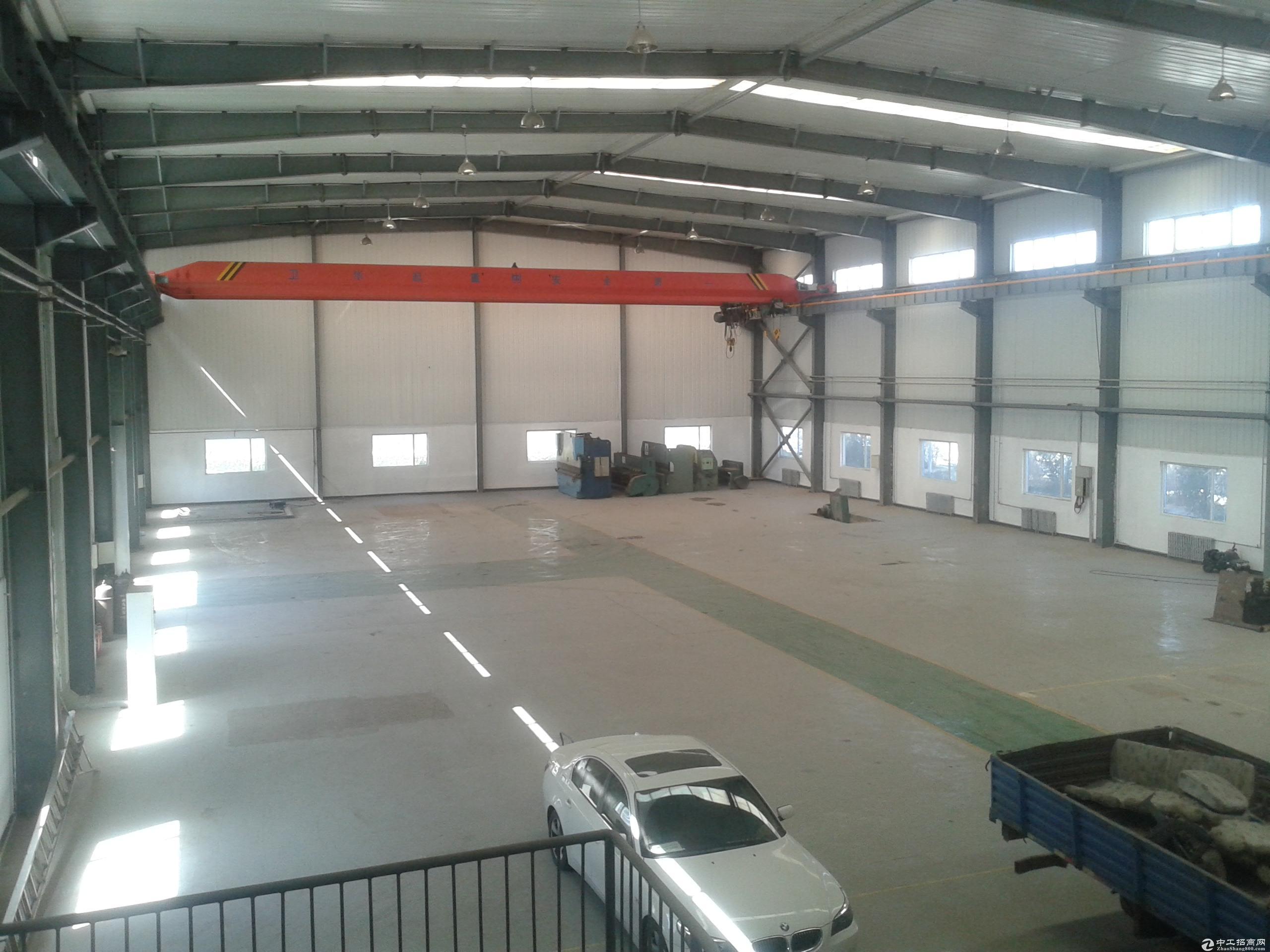 亦庄开发区1200平米厂办一体,招高新企业