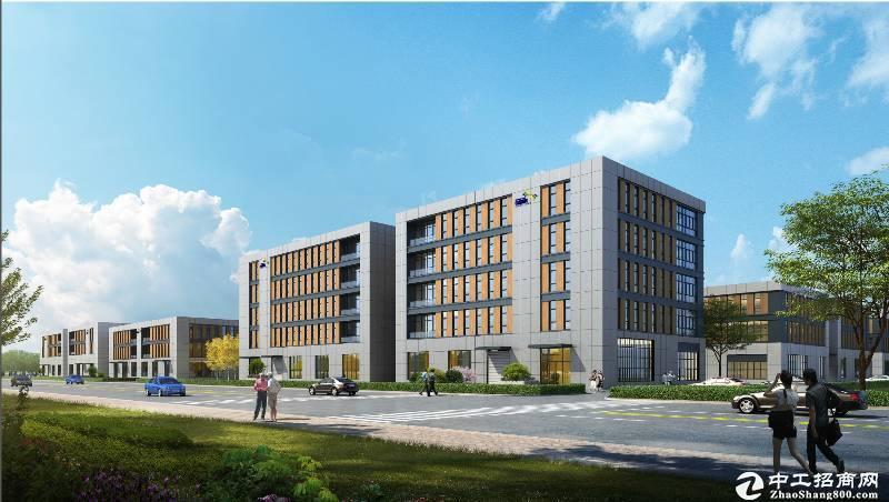 中南高科600-10000平框架厂房 8.1米层高