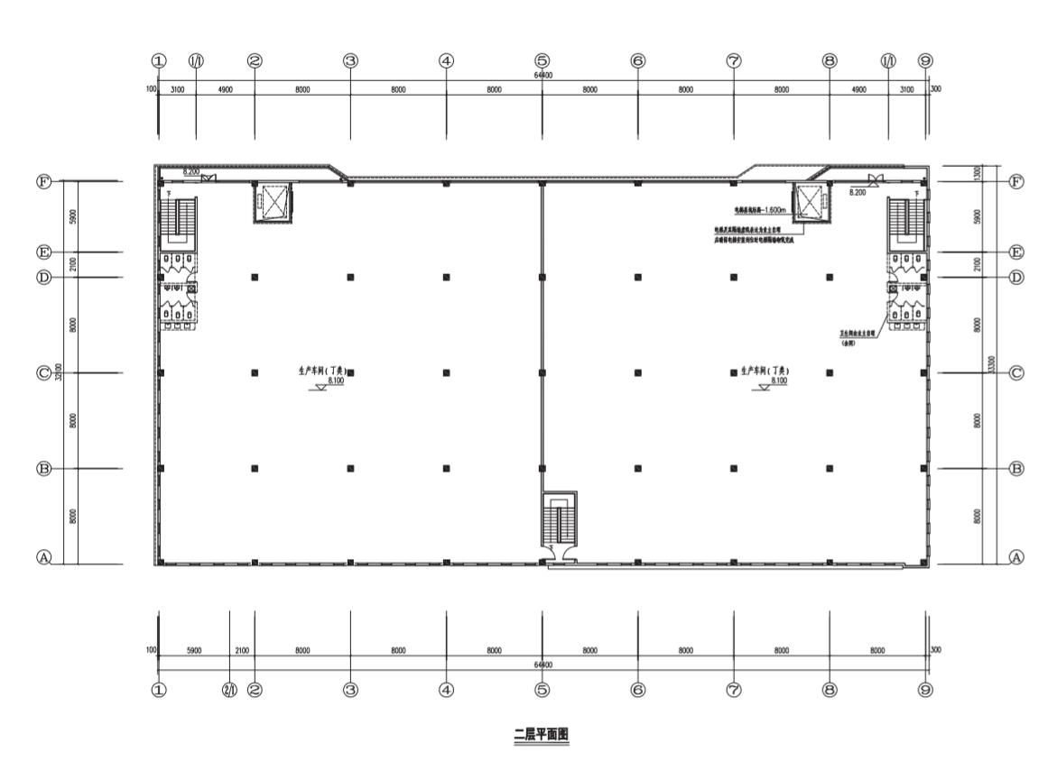 高架旁独栋厂房研发办公 层高8米 两证齐全首付5成-图3
