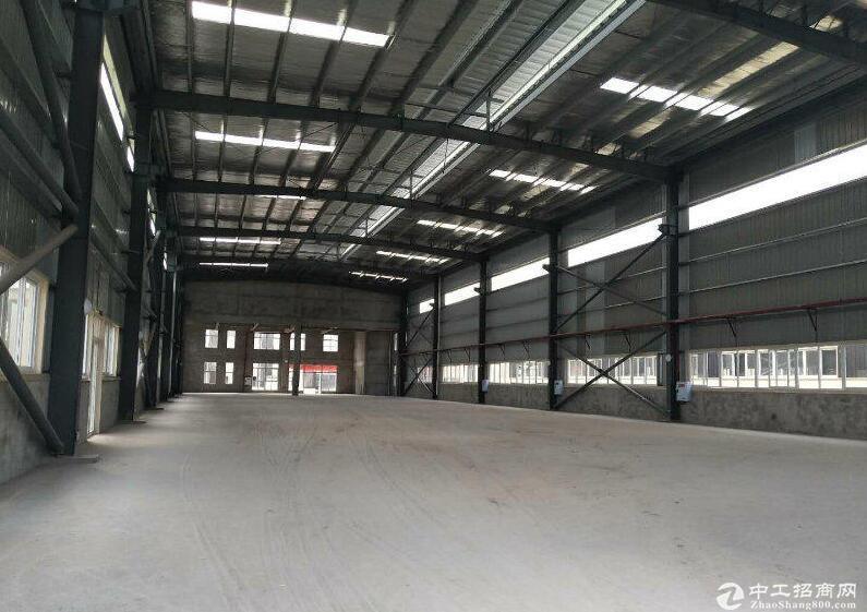 九龙坡工业园区带大型行车独栋单层钢结构厂房出售