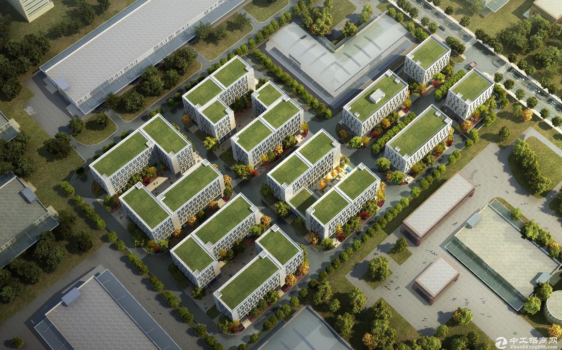 400平米标准厂房,有产权,首付5成可贷款