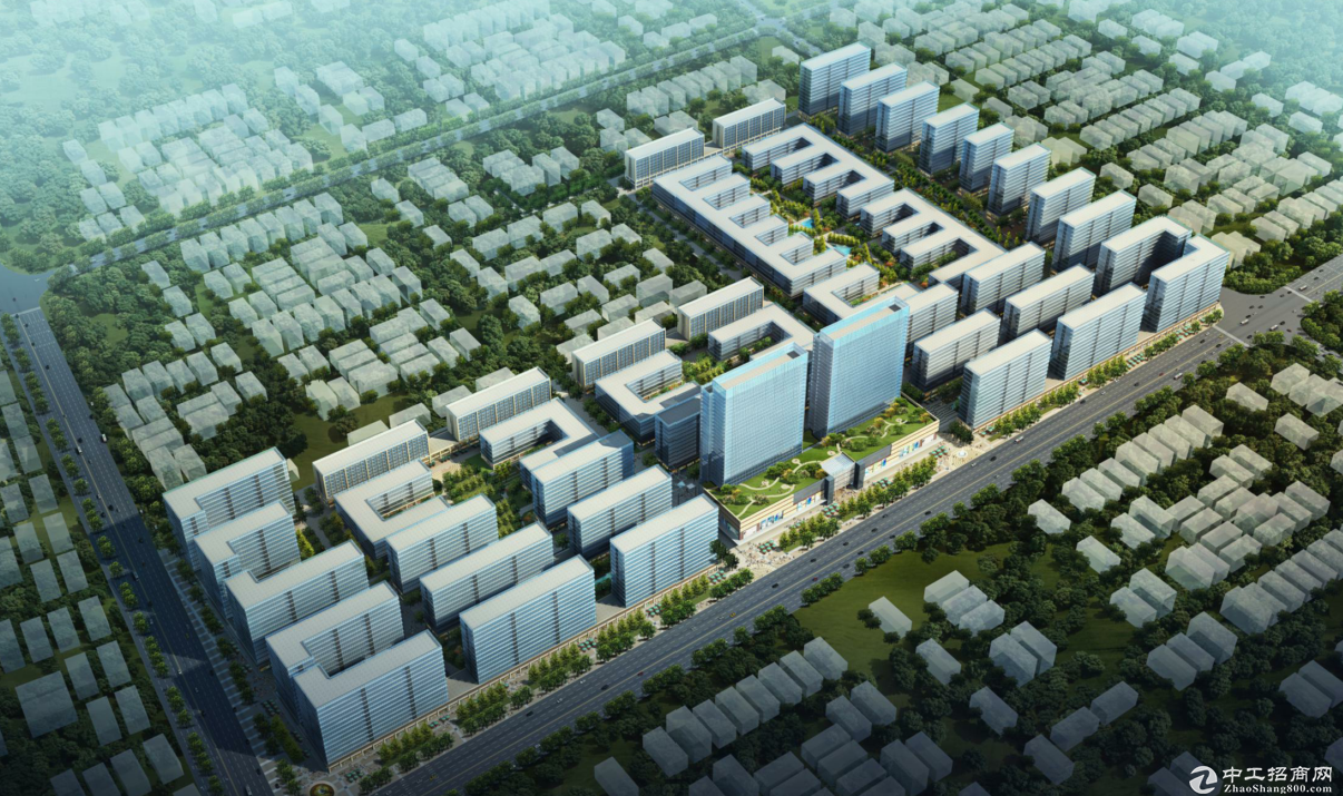 尚荣城科技产业园全国招商-图2