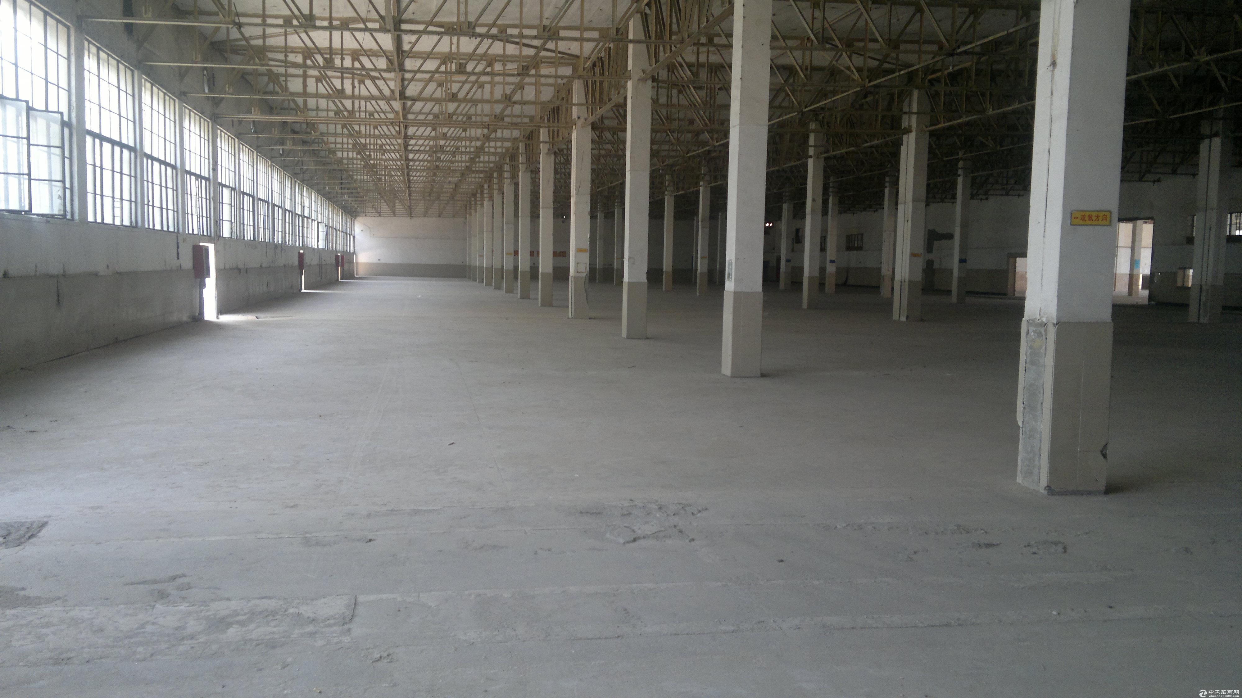 青浦白鹤1400平方厂房,198地块配行车只能仓储