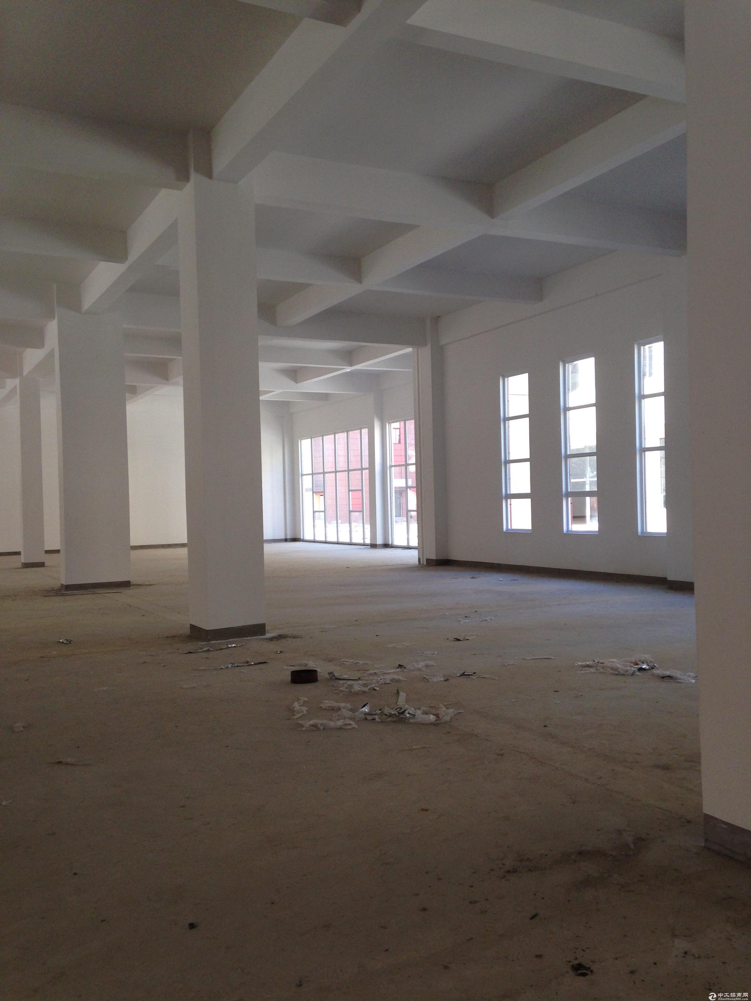 高新区900㎡大平层厂房出售,全框架6米挑高,证件齐全
