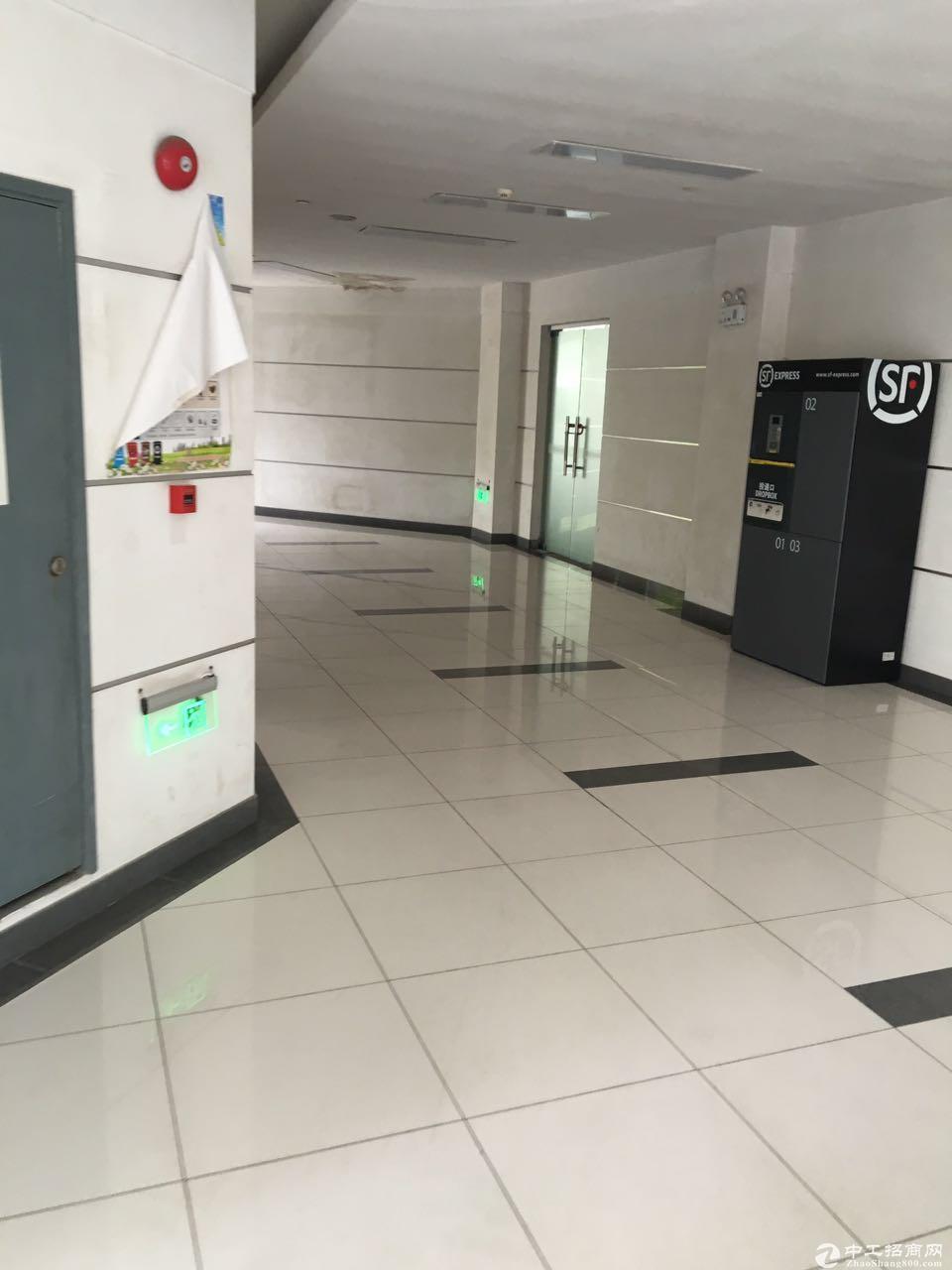 松江区近深坑大酒店办公研发总部出售可按揭