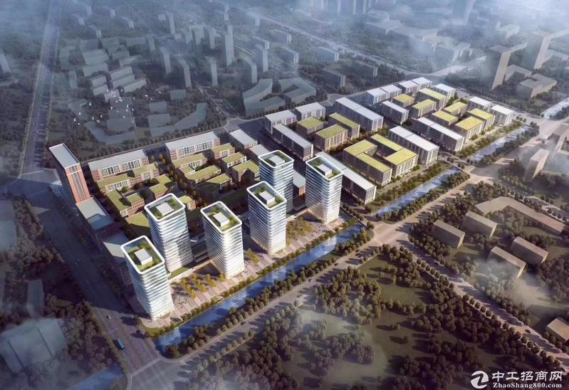 层高7.9米,面积600-6000平标准化厂房低价!