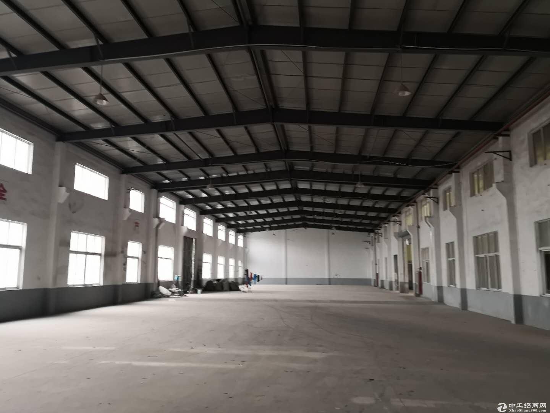 独门独院4300平1.1元厂房绿证带雨棚合同可长租-图2