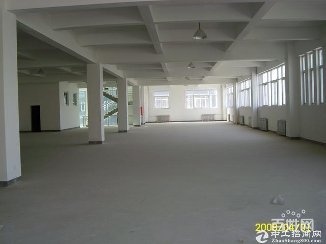 8.1米层高、8米超宽柱距;3、人货分流首层双入口设计图片2