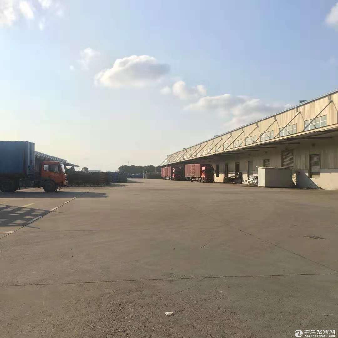 浦东临港工业园标准厂房9800平仓库高12米丙二类