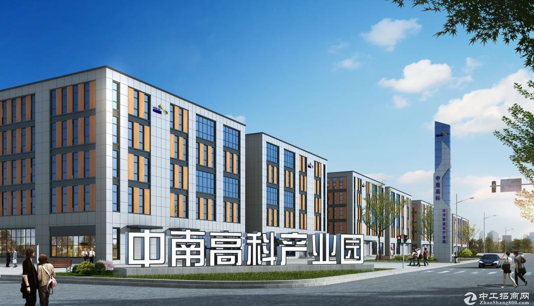 杭州全新标准厂房,50年产权,办三证,可按揭,800平米起售