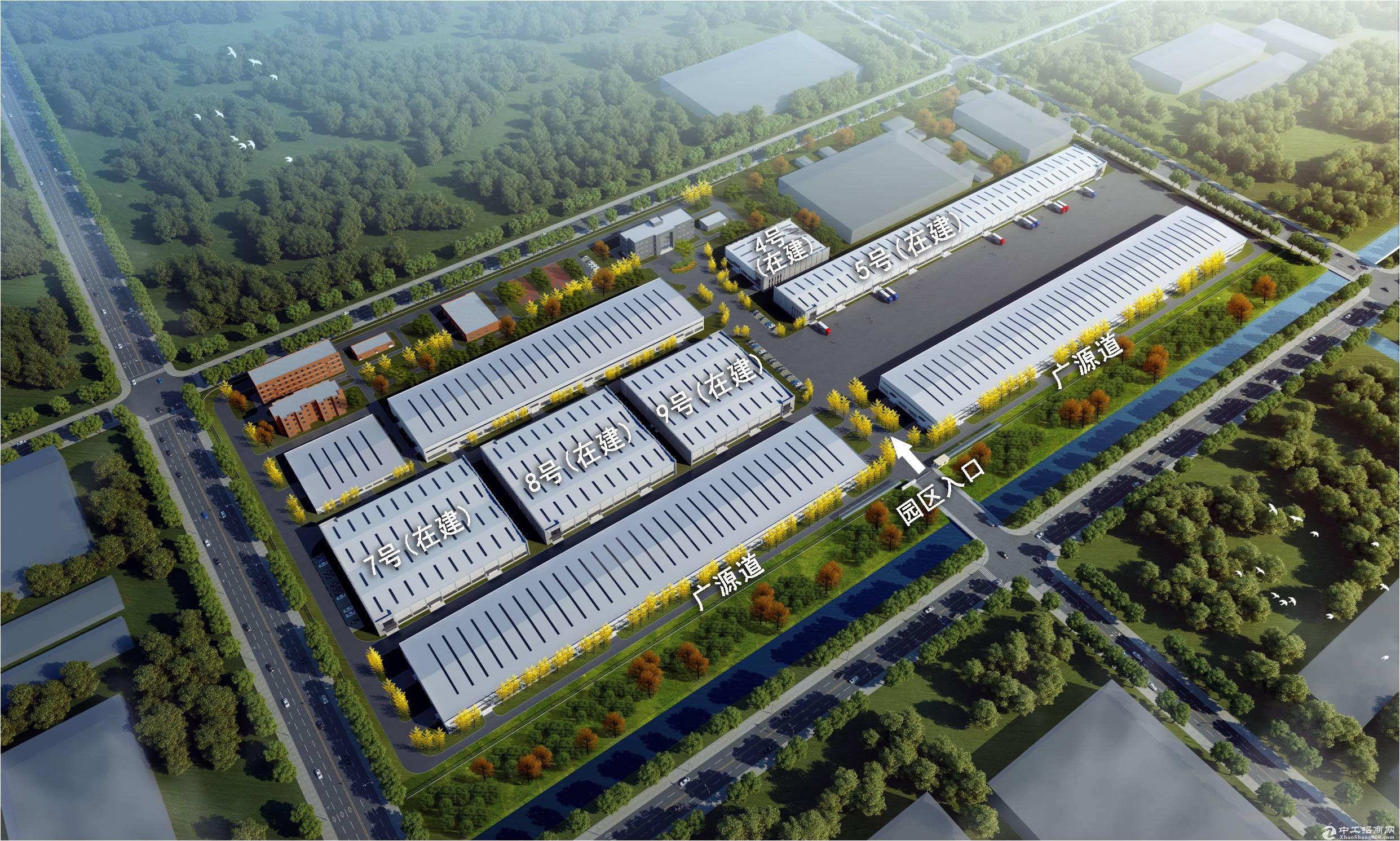 武清开发区单层工业厂房出租