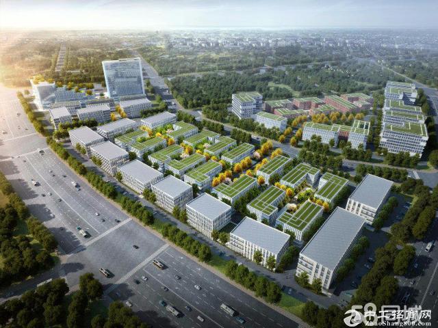 宜兴联东U谷国际港,出售国有土地厂房,企业腾飞的梦想地、
