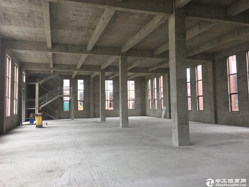 {中南高科}打造标准化厂房 8.1米层高