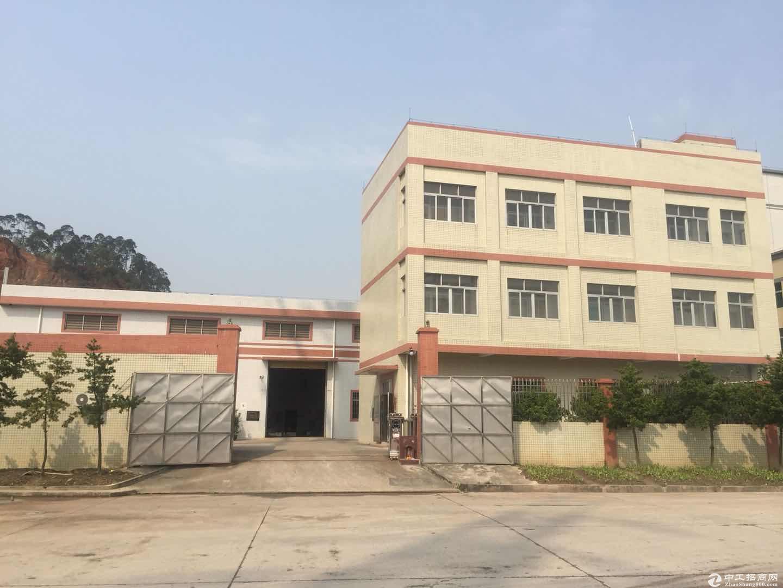 广州和桂工业园8亩厂房单一层仓库出售