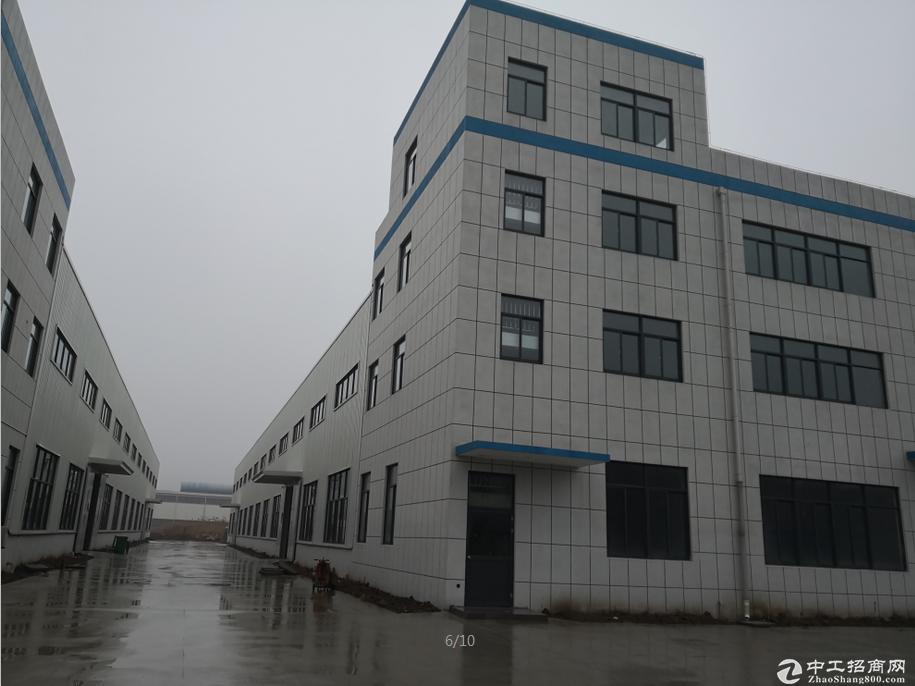 芜湖鸠江区4000平方独栋厂房出租配有三层办公楼